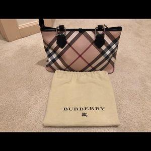 Burberry Nova Check Shoulder Bag - Authentic!